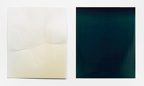 "Wolfgang Tillmans – ""Lighter VII"", 2007 / ""Lighter VIII"", 2007 2 c-prints each 61 x 50.8 cm"