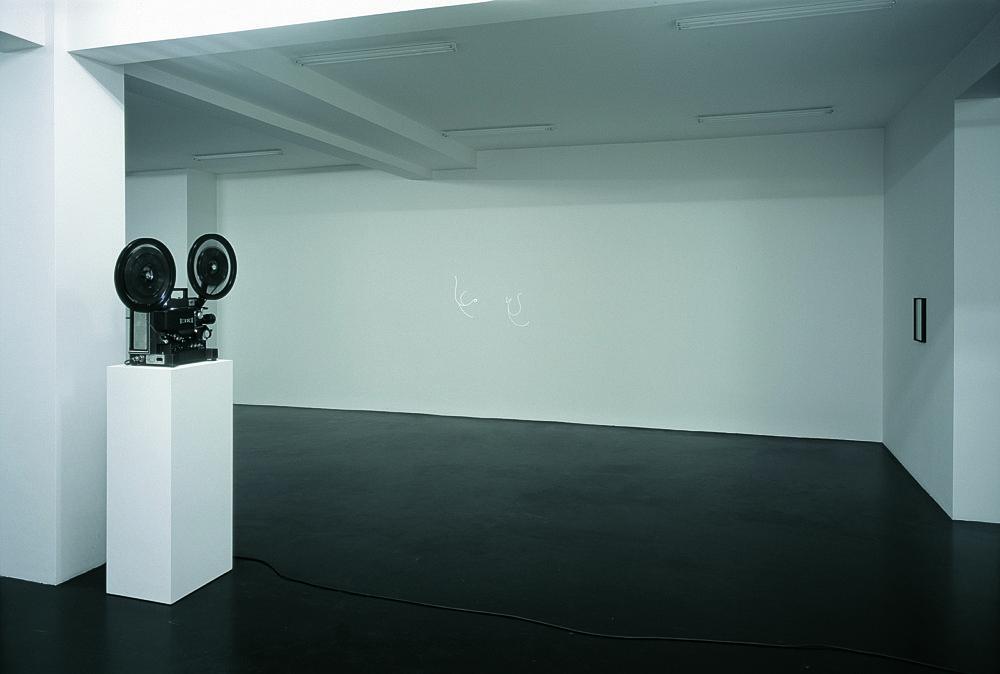 Florian Pumhösl – installation view Galerie Daniel Buchholz, Köln 2007