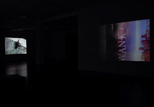Nina Könnemann – installation view Galerie Daniel Buchholz, 2006