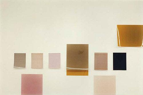 "Wolfgang Tillmans – ""Silver installation (detail)"", 2005 c-print 30 x 40 cm"