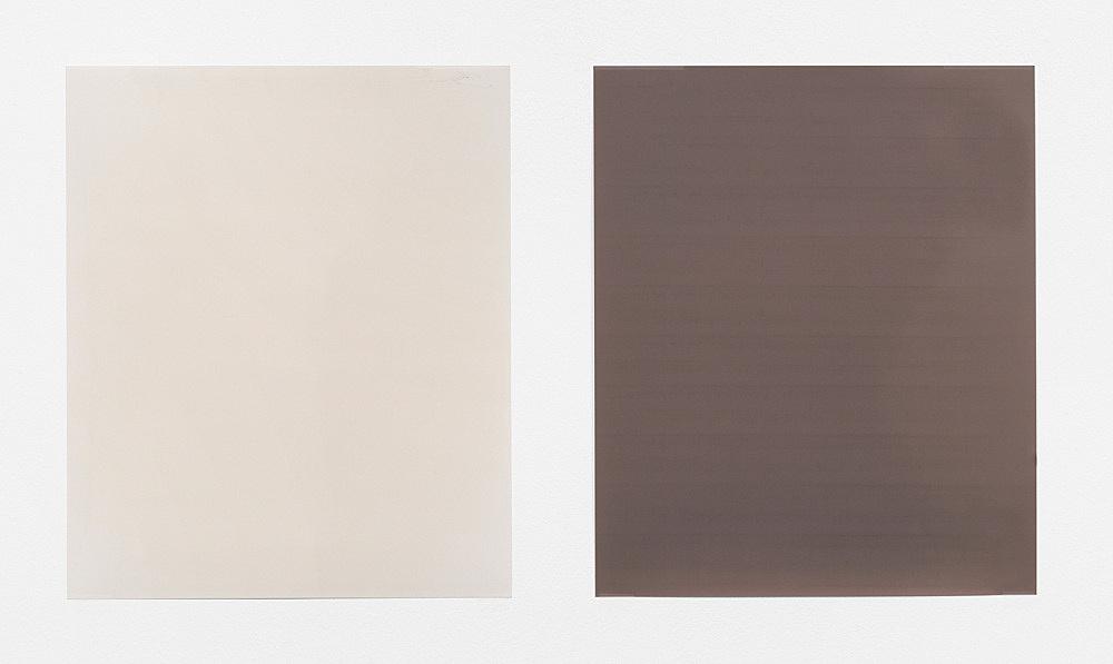 """Wolfgang Tillmans – """"Lighter XX"""", 2007 / """"Lighter XXI"""", 2007 2 c-prints each 61 x 50.8 cm"""