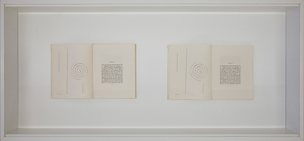"""– James Joyce """"Tales told of shem and shaun: Three fragments from work in progress"""", with a portrait of J.J. by Constantin Brancusi, preface by C.K. Ogden The Black Sun Press, Paris 1929"""