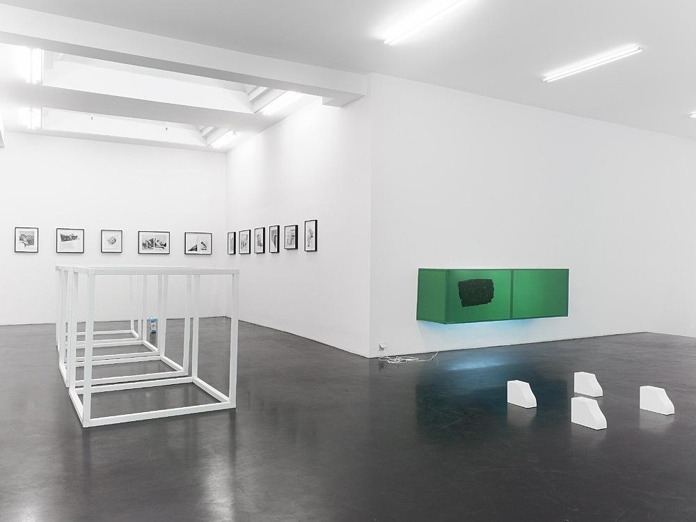 – installation view Galerie Daniel Buchholz, Köln 2010
