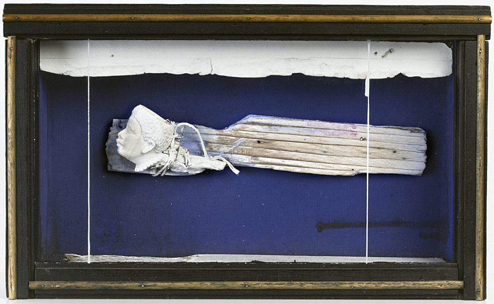 Joseph Cornell – Untitled, ca.1953 box construction 24,1 x 39,2 x 10,6 cm