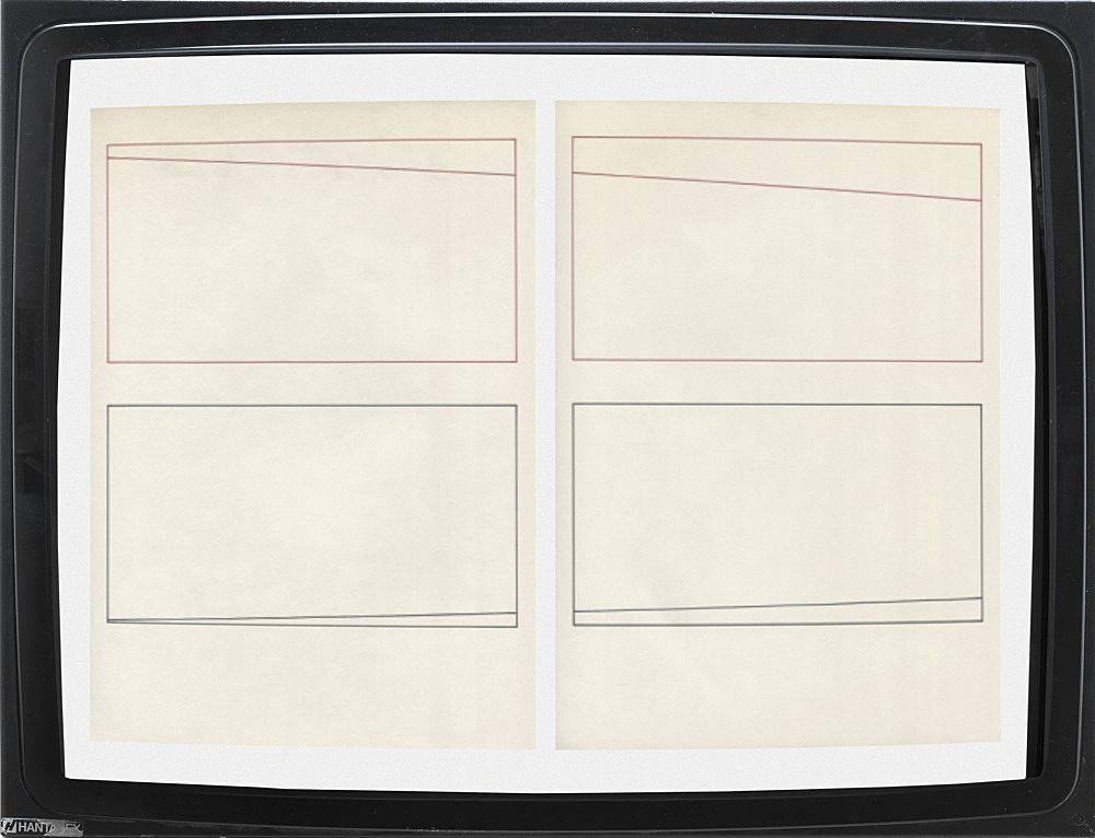 """Isa Genzken – """"Parallelogramme"""", 1975/2013 DVD, 3'08''"""