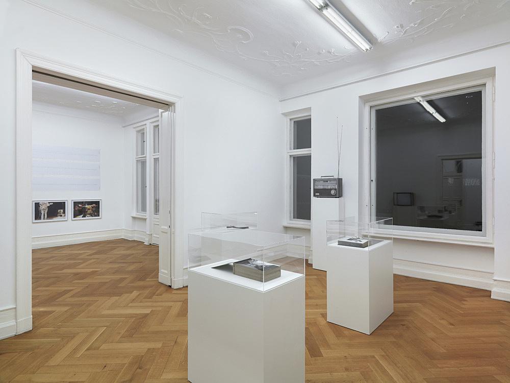 "Isa Genzken – ""Early Works"" installation view Galerie Buchholz, Berlin 2013"