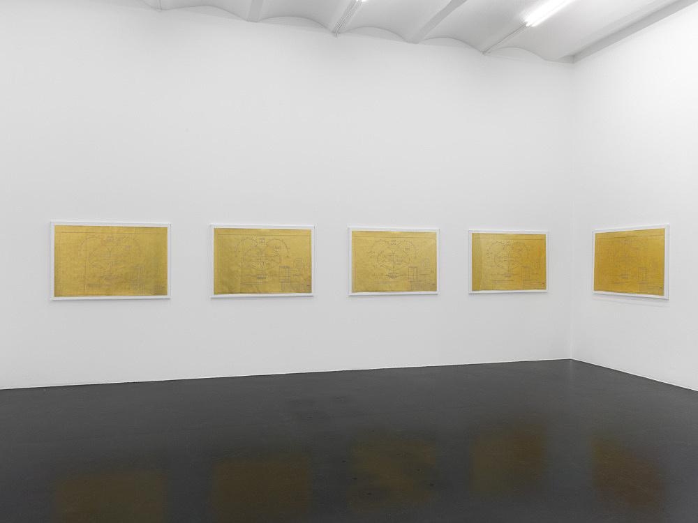 Danh Vo – installation view Galerie Buchholz, Köln 2011