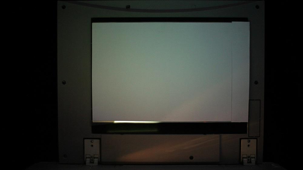 """Wolfgang Tillmans – """"Kopierer"""", 2010 full HD video, 10' video still"""