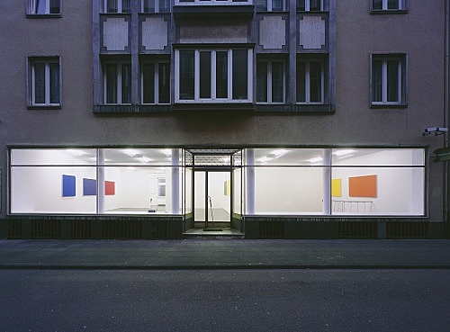 "Morgan Fisher – ""Pendant Pair Paintings""