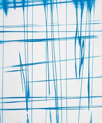 """Wolfgang Tillmans – """"Super Collider # 1"""", 2001 c-print 61 x 50,8 cm"""