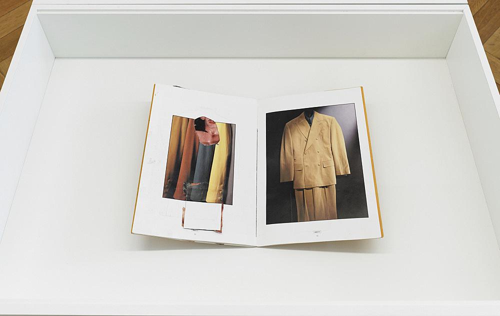 Jochen Klein – Untitled, 1992 collaged artist book, 30 pages 30 x 22,5 cm
