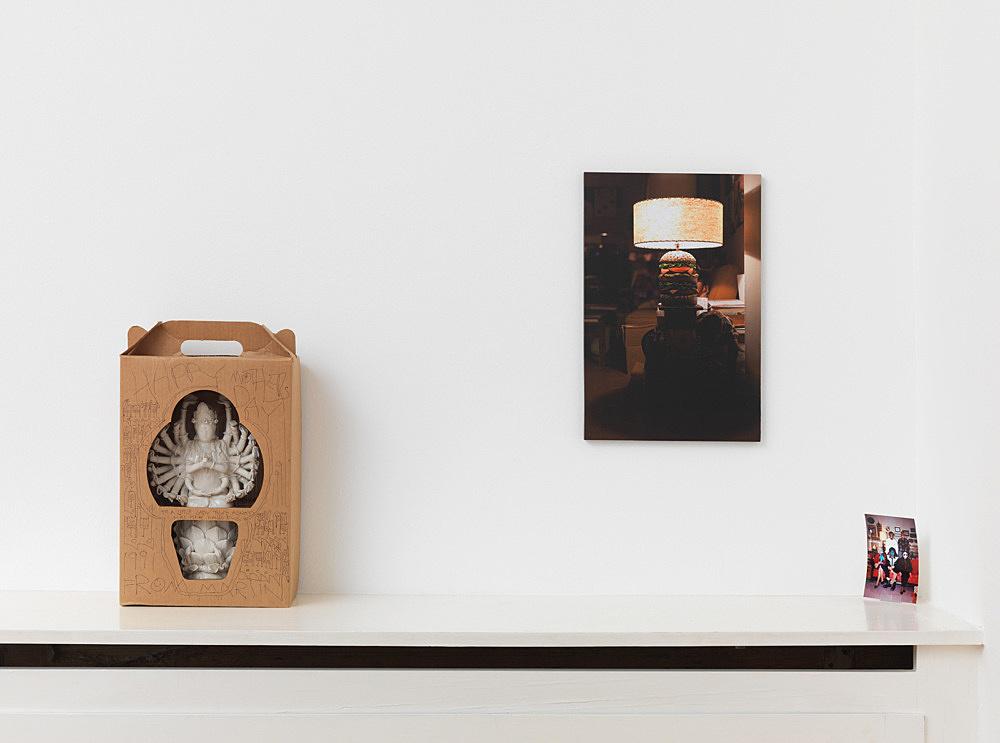 – installation view Galerie Buchholz, Berlin 2012