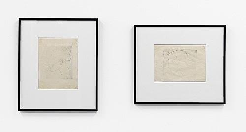 Elie Nadelman – installation view Galerie Buchholz, Köln 2013