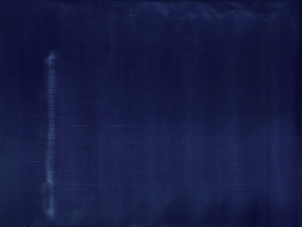 """Wolfgang Tillmans – """"Silver 69"""", 2000 c-print mounted on forex in artist's frame 181 x 237 x 6 cm"""