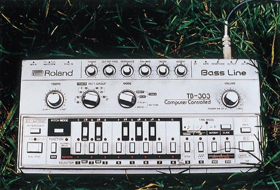 "Wolfgang Tillmans – ""303 in grass"", 1993 c-type print 40,5 x 30 cm"