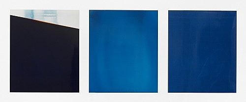 "Wolfgang Tillmans – ""Lighter XV"", 2007 / ""Lighter XVI"", 2007 / ""Lighter XVII"", 2007 3 c-prints each 61 x 50.8 cm"