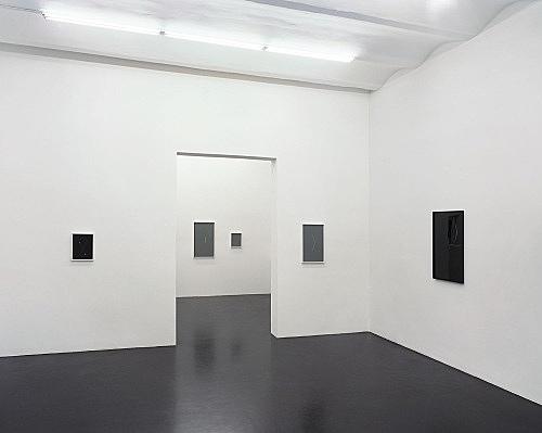 Florian Pumhösl – installation view Galerie Daniel Buchholz, Köln 2005
