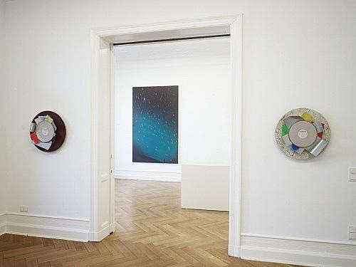 Jack Goldstein – installation view Galerie Daniel Buchholz, Berlin 2009