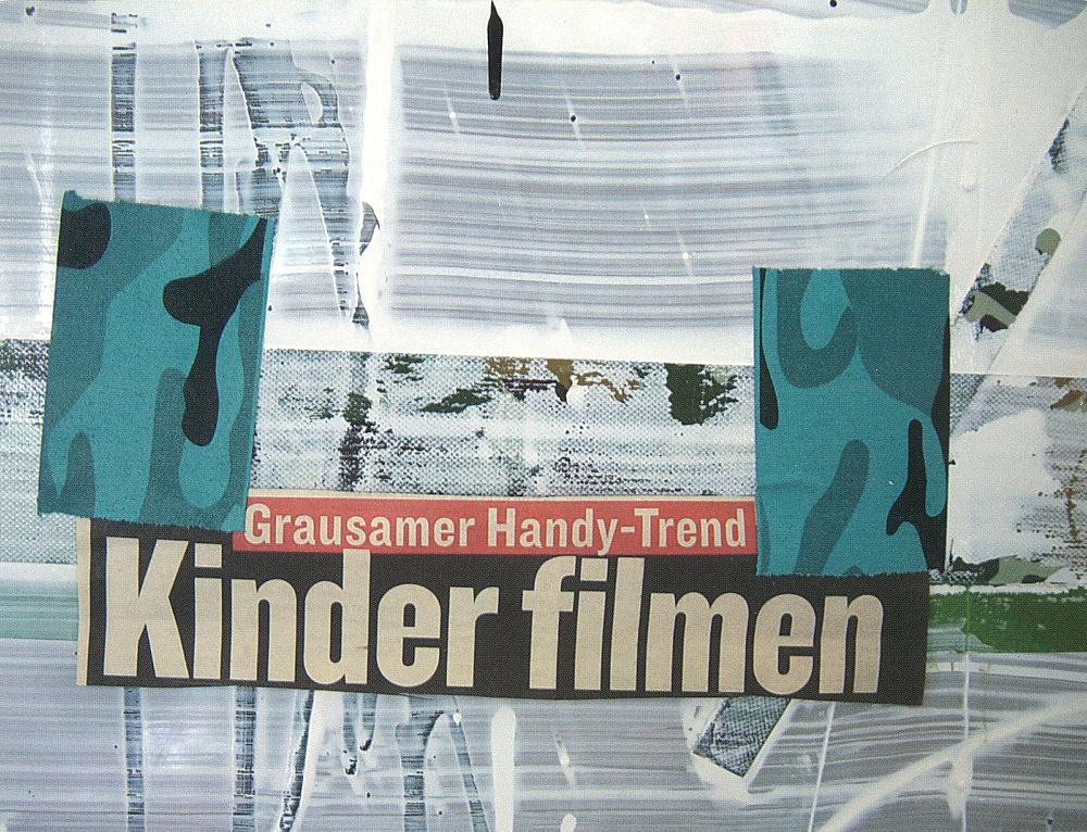 """""""Kinder filmen"""""""