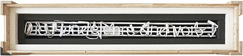 "Michael Krebber – ""Die Hundejahre sind vorbei 