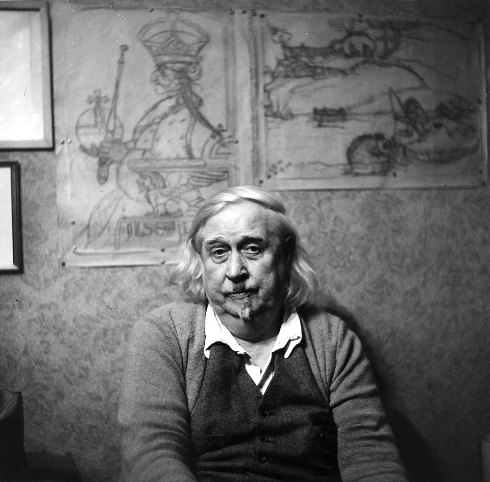 – Marcus Behmer (1879 – 1958)