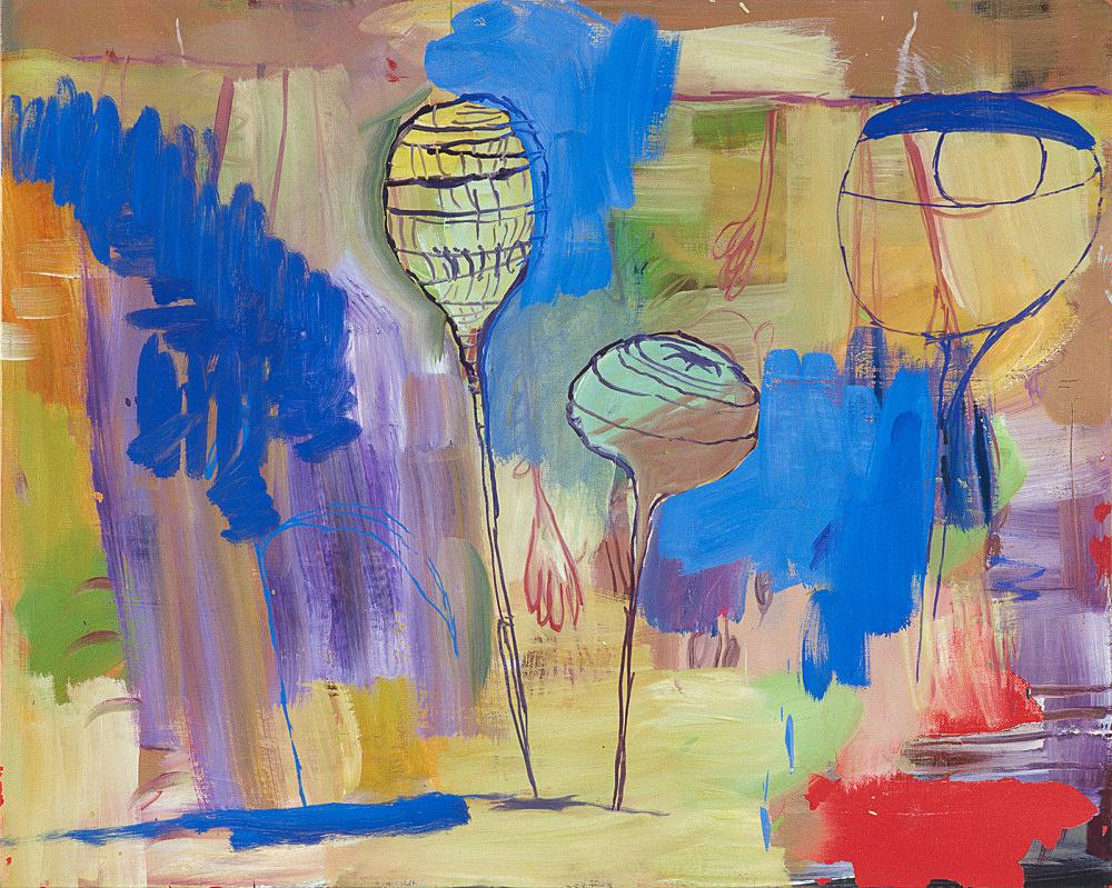 Richard Hawkins – Untitled, 2002 oil on canvas 61 x 76 cm