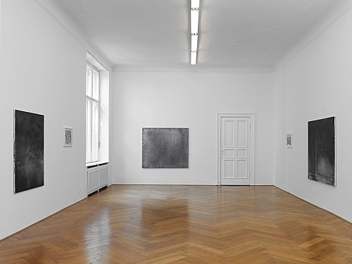 "Silke Otto-Knapp – ""North & South"" installation view Galerie Buchholz, Berlin 2012"