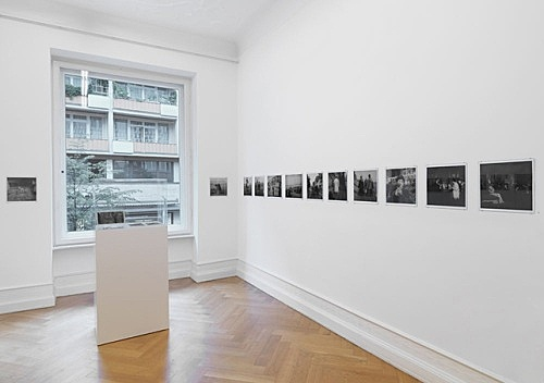 "Raymond Roussel – ""The President of the Republic of Dreams"" curated by François Piron installation view Galerie Buchholz, Berlin 2013"