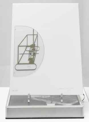 "Marcel Duchamp – ""a l'infinitif. the typosophic society. in the infinitive"", 1966