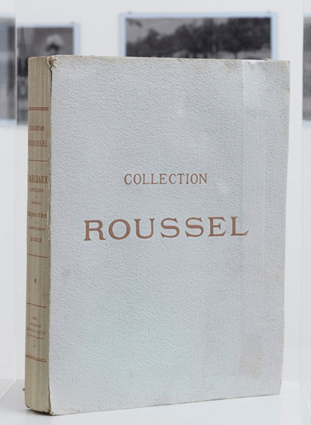 "– ""Collection Roussel"", auction catalogue, published by Galerie Georges Petit, Paris, 1912"