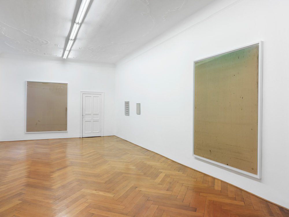"Wolfgang Tillmans – ""Silver"" installation view Galerie Buchholz, Berlin 2013"