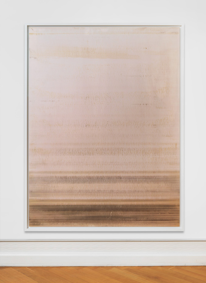 "Wolfgang Tillmans – ""Silver 98"", 2012 c-print mounted on dibond, framed 236 x 181 cm (frame size)"