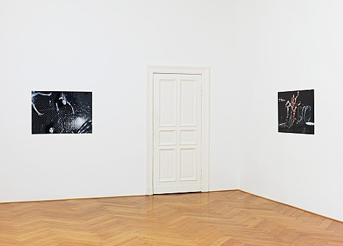 "Stewart Uoo – ""No Tears in Rain"" installation view Galerie Buchholz, Berlin 2014"