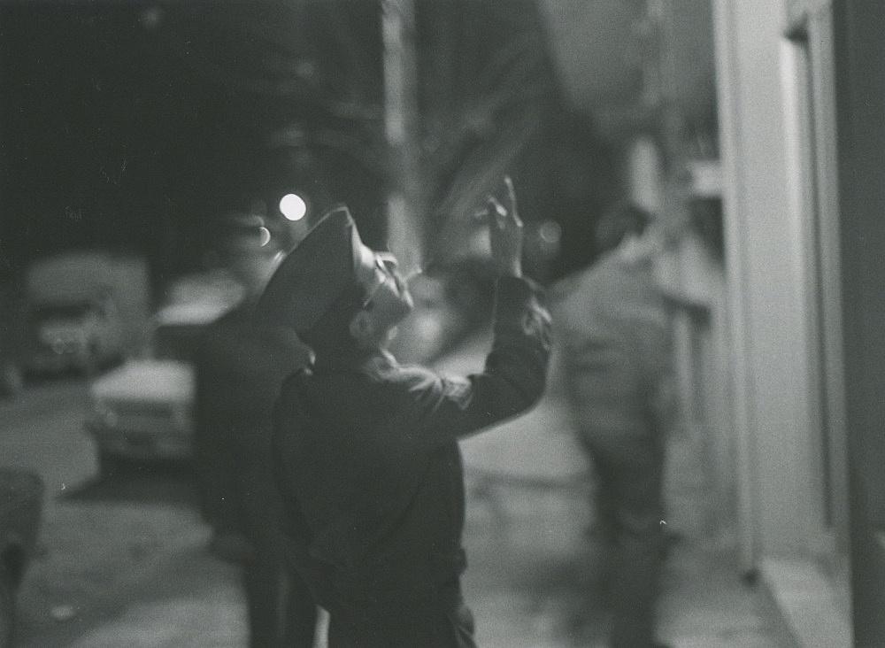 """Lutz Bacher – """"Homer"""", 2013 1 of 14 b&w photographs 20 x 25,5 cm"""