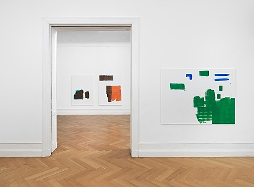 "Michael Krebber – ""Systemic Relevance""