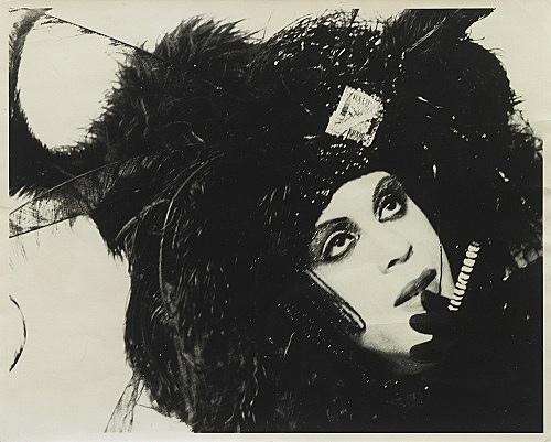 Jack Smith – Untitled, 1964 b/w photograph 30,5 x 38 cm (framed)