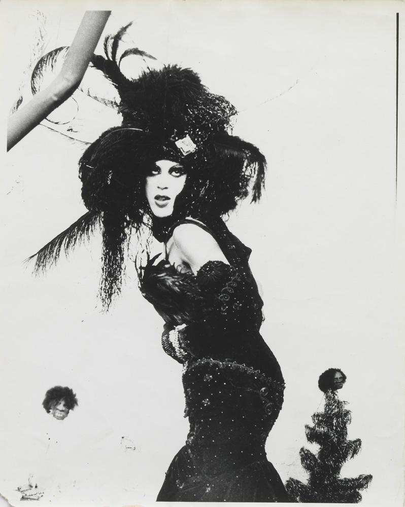Jack Smith – Untitled, c. 1964 b/w photograph 24 x 19 cm