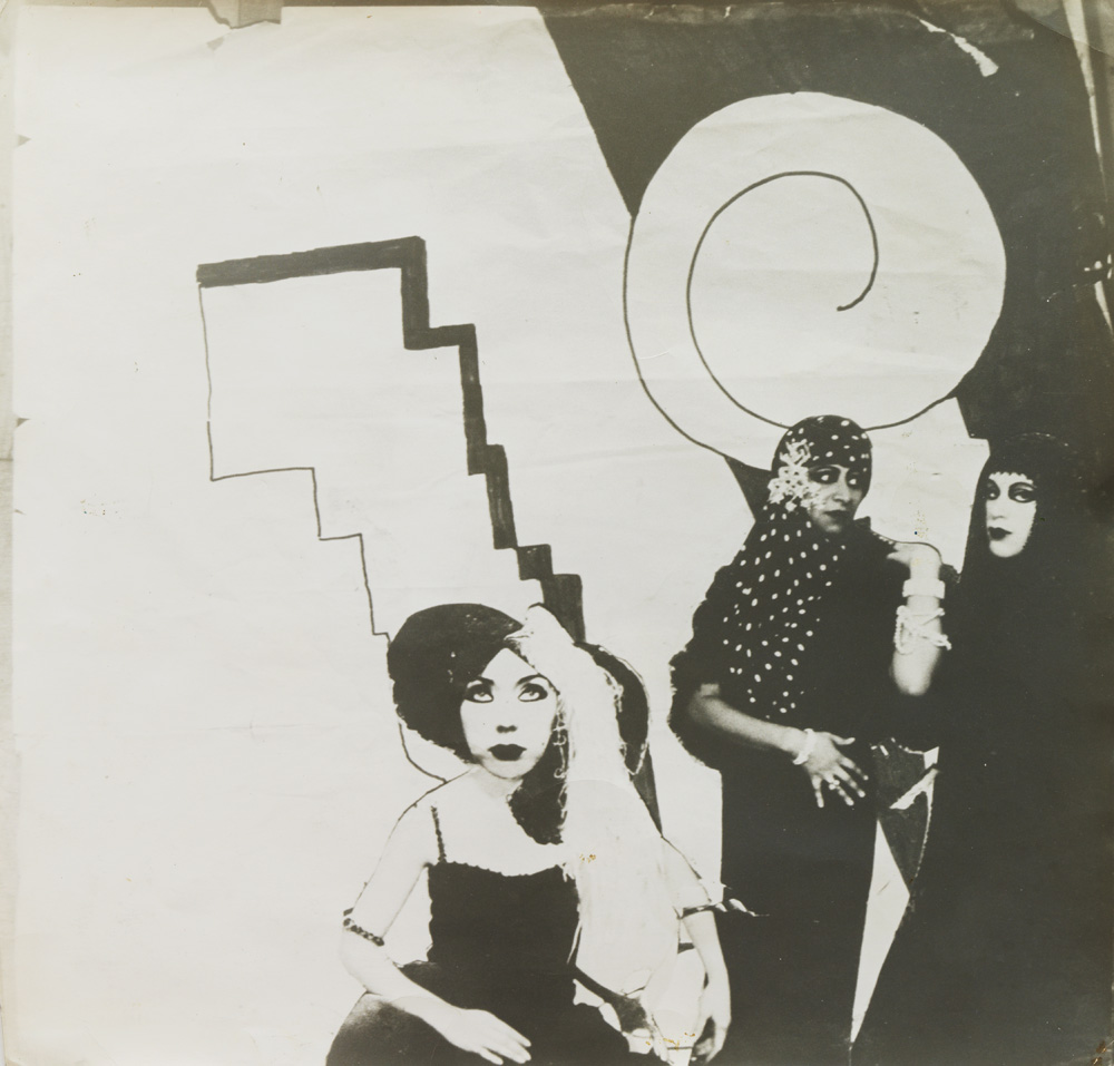 Jack Smith – Untitled, 1969 b/w photograph 40,3 x 42,5 cm