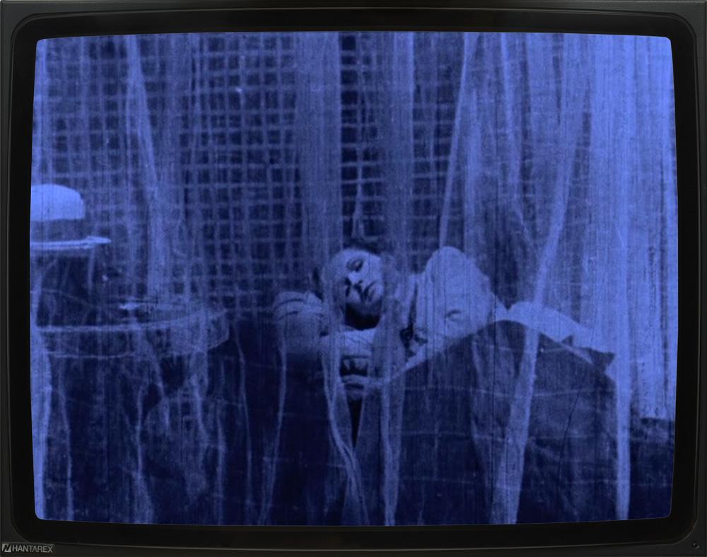 "Joseph Cornell – ""Rose Hobart"", 1936 16mm film, 19 min., color, sound DVD"