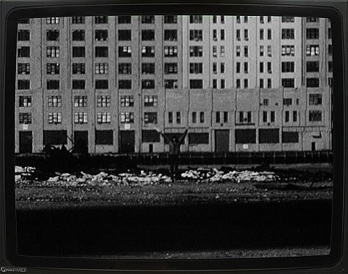 "Joan Jonas – ""Songdelay"", 1973 16mm film, 18:35 min., b/w, sound DVD"