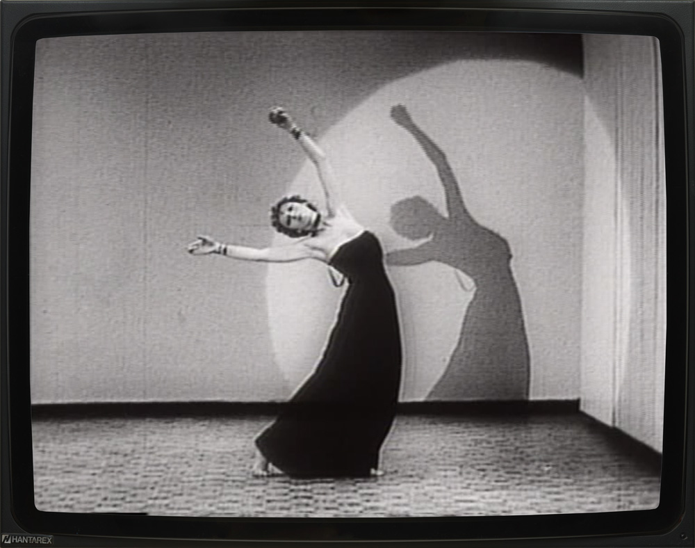 "Yvonne Rainer – ""Lives of Perfomers"", 1972 16mm film, 90 min., b/w, sound DVD"