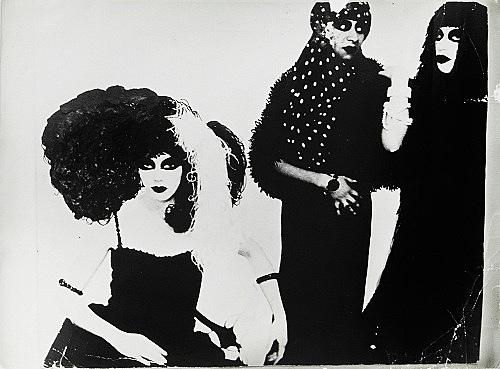 Jack Smith – Untitled, c. 1969 b/w photograph 30,5 x 41 cm
