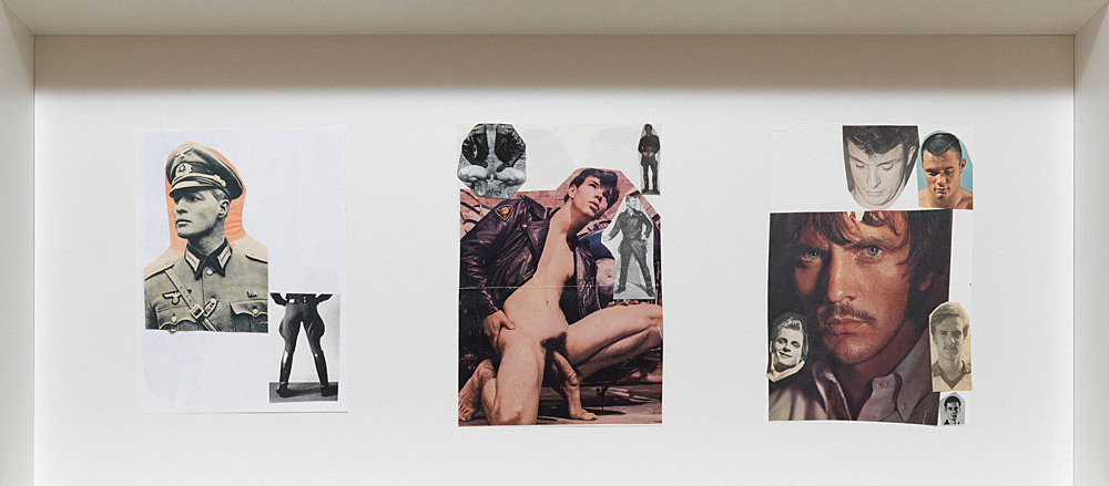Tom of Finland – Untitled, ca. 1986 mixed media each ca. 29,7 x 21 cm