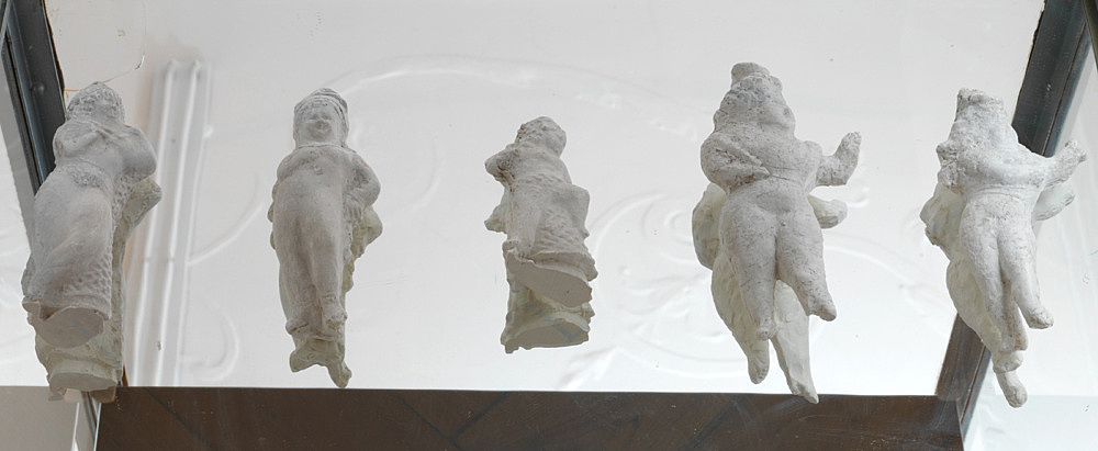 Elie Nadelman – installation view Galerie Buchholz, Berlin 2015