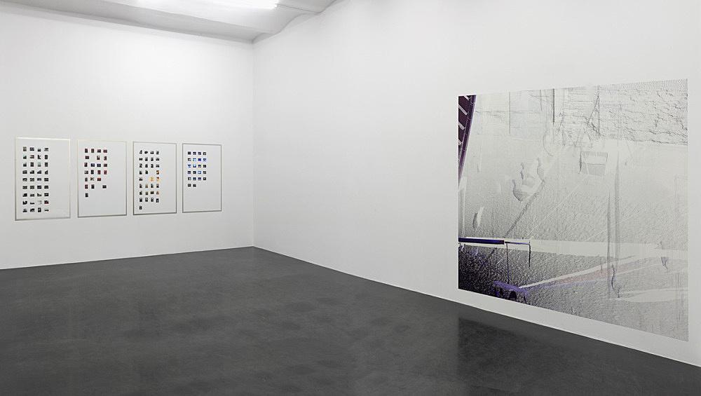 Loretta Fahrenholz – installation view Galerie Buchholz, Köln 2015