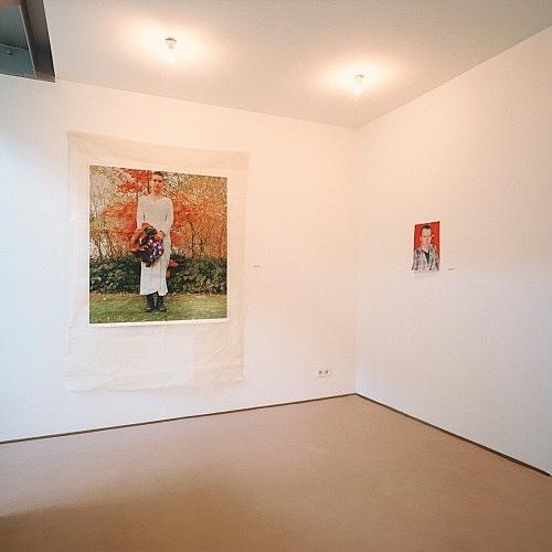 Wolfgang Tillmans – installation view Galerie Daniel Buchholz, Köln 1993