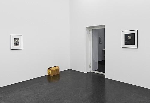 Danh Vo Peter Hujar – installation view Galerie Buchholz, Köln 2015