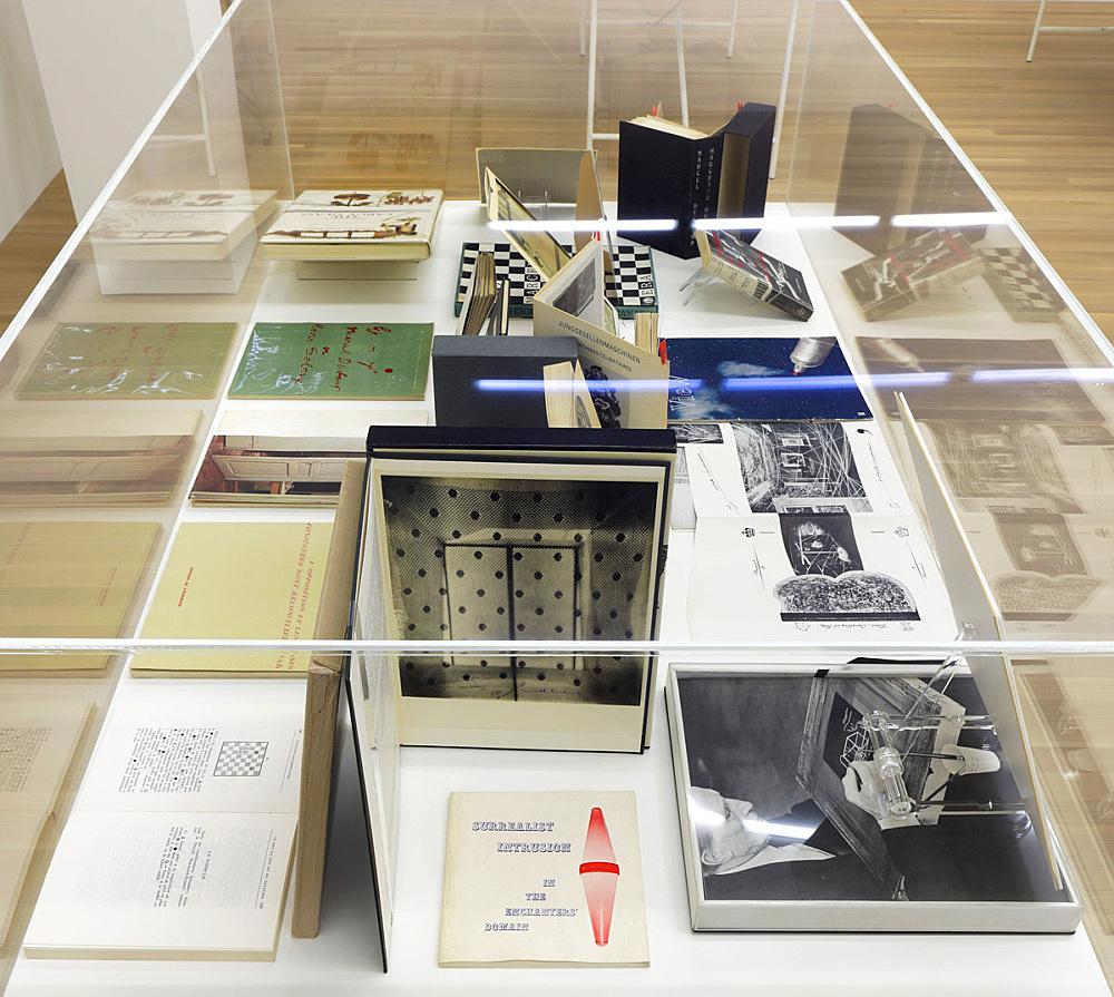 Raymond Roussel – installation view Galerie Buchholz, New York 2015