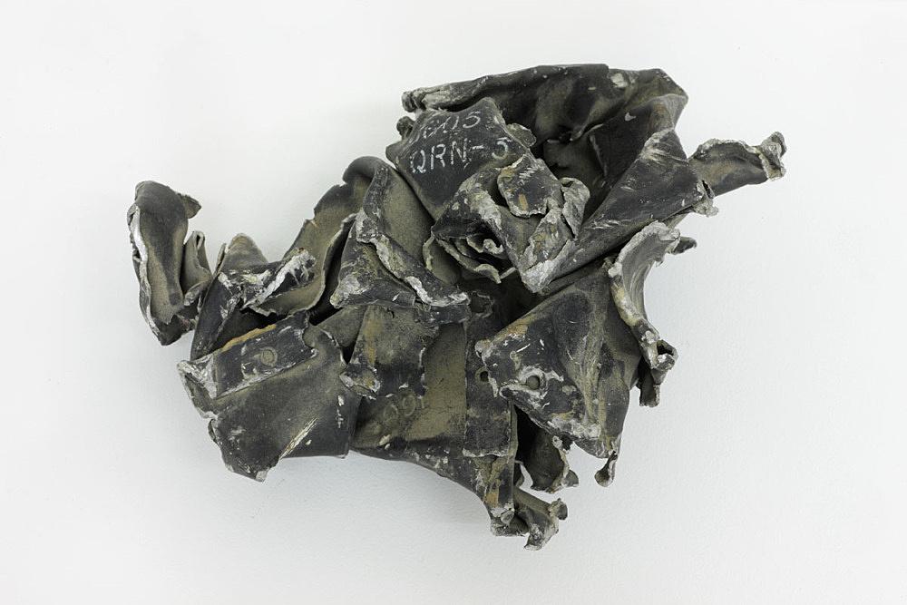 "James Benning – ""Untitled Love"", 2014 B-52 fragment detail"