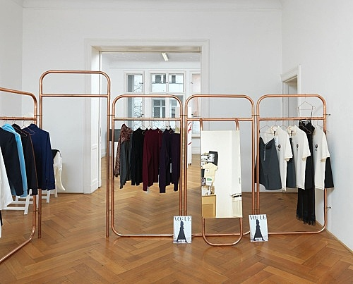 Atelier E.B – IOT II collection installation view Galerie Buchholz, Berlin 2015